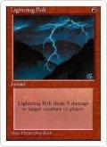 【英語版】稲妻/Lightning Bolt[4ED赤C]