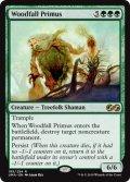 【英語版】森滅ぼしの最長老/Woodfall Primus[UMA緑R]