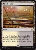 【英語版】湿地の干潟/Marsh Flats[MM3土地R]