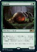 《FOIL》【日本語版】漁る軟泥/Scavenging Ooze[M21緑R]