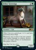【英語版】猫の君主/Feline Sovereign[M21緑R]
