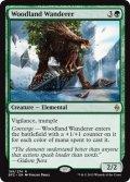 放浪する森林/Woodland Wanderer(英語版)【BFZ緑R】