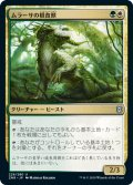 《FOIL》【日本語版】ムラーサの根食獣/Murasa Rootgrazer[ZNR金U]