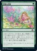 《FOIL》【日本語版】豊穣な収穫/Abundant Harvest[MH2緑C]