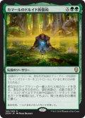 【日本語版】カマールのドルイド的誓約/Kamahl's Druidic Vow[DOM緑R]