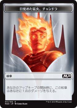 画像1: 【日本語版】紋章-チャンドラ[M20-T]